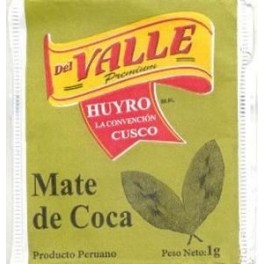 Del Valle Coca Tea - 1000 Tea Bags - Click Image to Close