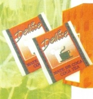 Delisse Coca Tea - 1000 Tea Bags - Click Image to Close